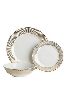 ideal-home-gold-band-12-piece-dinner-set