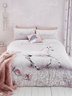 catherine-lansfield-enchanted-unicorn-duvet-cover-setnbsp