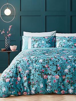 catherine-lansfield-botanical-floral-duvet-cover-set