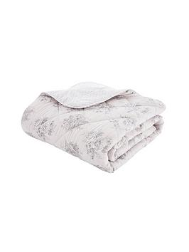 catherine-lansfield-charlotte-bedspread-throw