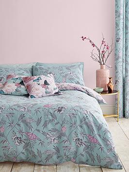 catherine-lansfield-oriental-butterfly-duvet-cover-set