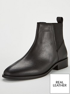 v-by-very-fray-leather-flat-chelsea-boot-black