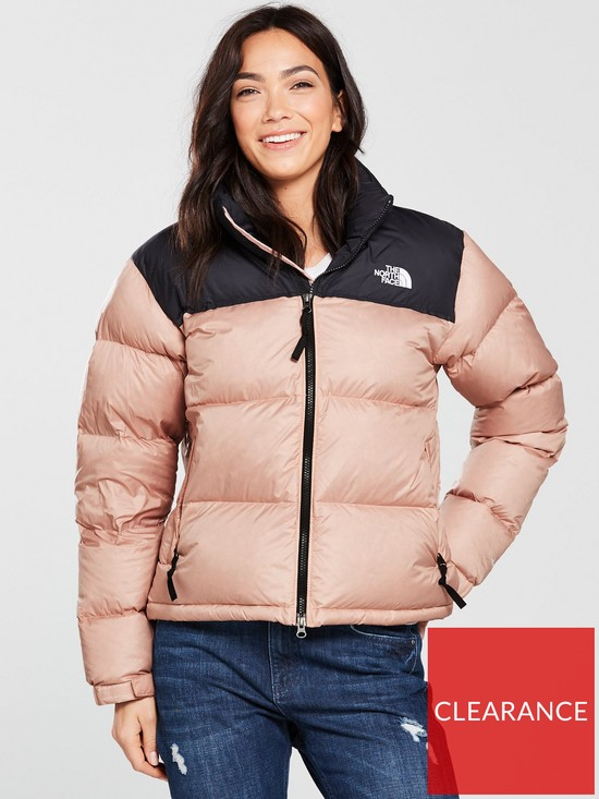b32f33249e THE NORTH FACE 1996 Retro Nuptse Jacket - Misty Rose