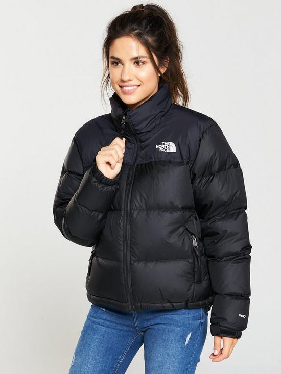 THE NORTH FACE 1996 Retro Nuptse Jacket - Black  d12d0f25b