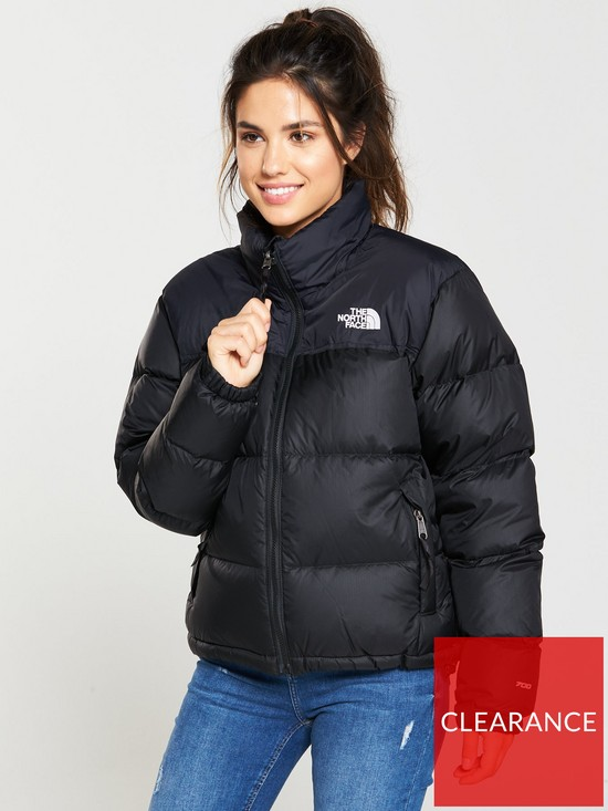 701c7496e 1996 Retro Nuptse Jacket - Black