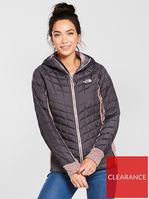 269de59d THE NORTH FACE Thermoball™ Gordon Lyons Hoodie - Grey/Misty Rose ...