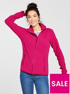 the-north-face-100-glacier-full-zip-pinknbsp