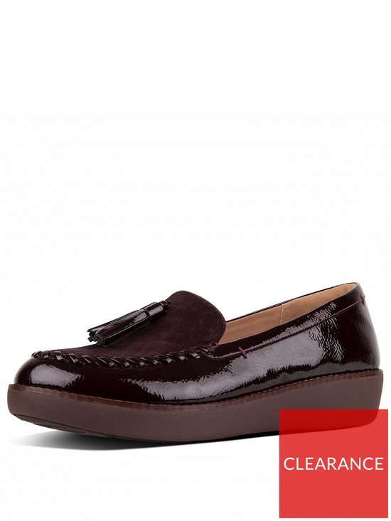 a701ba448 FitFlop Fitflop Petrina Faux Pony Moccasin Loafer