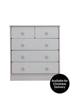 peyton-kids-3-2-drawer-chest-whitepink