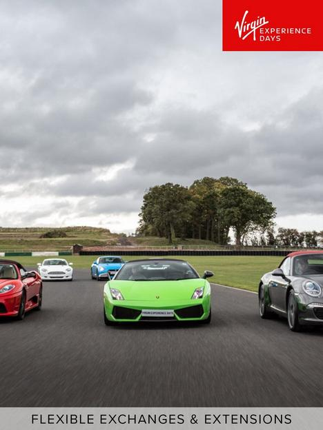 virgin-experience-days-five-supercar-blast-plus-high-speed-passenger-ride-and-photo-in-a-choice-of-over-25-locations