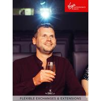 Virgin Experience Days Champagne Cinema Evening For Two At The 5