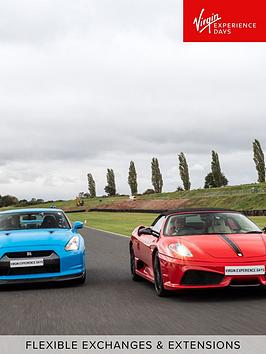 virgin-experience-days-double-supercar-blast-in-a-choice-of-over-25-locations