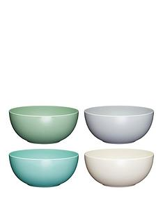 kitchen-craft-colourworks-classic-ndash-set-of-4-melamine-bowls