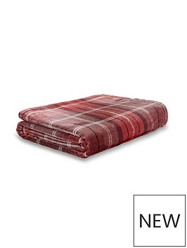 catherine-lansfield-catherine-lansfield-brushed-cotton-tartan-red-throw-130x170cm