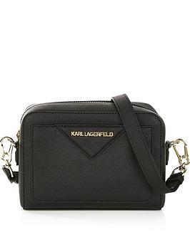 karl-lagerfeld-kklassik-camera-bag-black