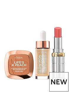 loreal-paris-l039oreal-paris-life039s-a-peach-gift-set-for-her