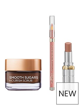 loreal-paris-l039oreal-paris-perfect-pout-lip-kit-gift-set-for-her
