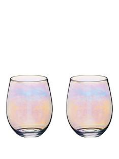 kitchen-craft-iridescent-600-ml-tumbler-glasses-ndash-set-of-2