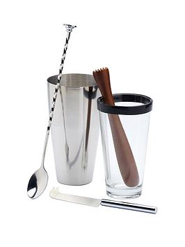 kitchencraft-barcraft-four-piece-mojito-set