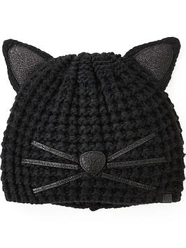 karl-lagerfeld-choupette-luxury-knitted-beanie-hat-black