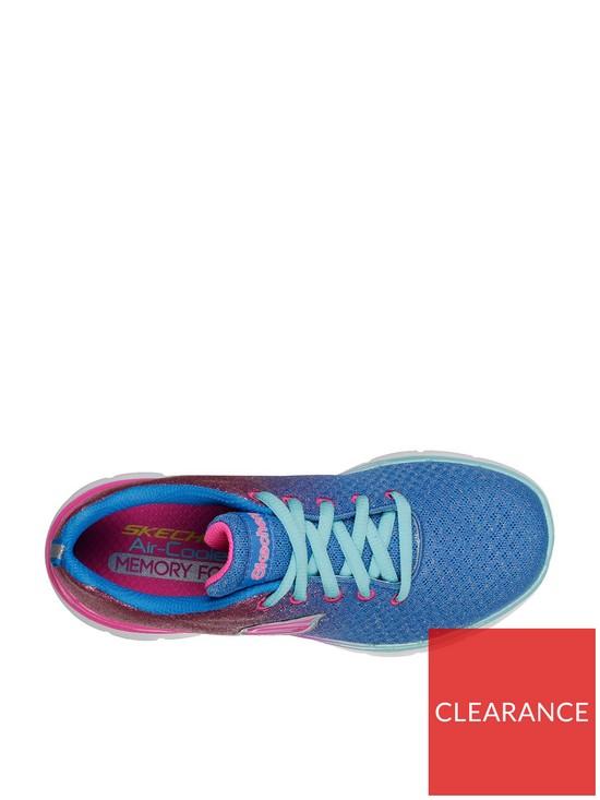 e4e3283c717 ... Skechers Girls Skech Appeal 2.0 Get Em Glitter - Multi Coloured. View  larger