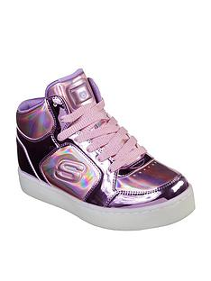 skechers-skechers-energy-lights-metallic-high-top-trainer