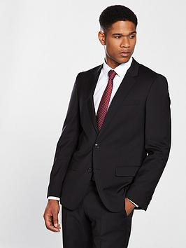 hugo-slim-fit-suit-jacket
