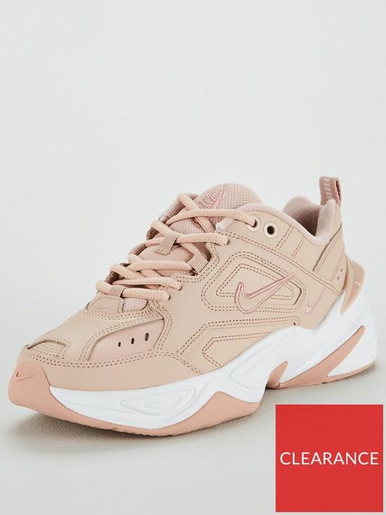 6e8f3fc09e9c04 Nike M2K Tekno - Pink White