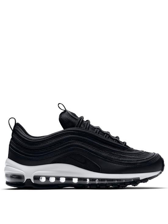 finest selection f5da6 1af7e Air Max 97 - Black/White