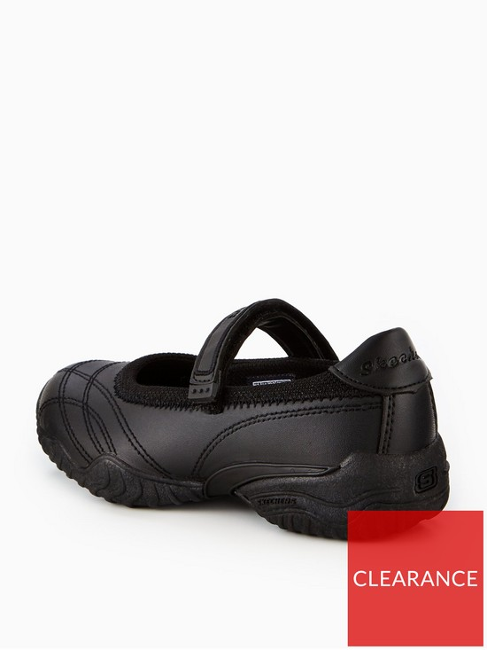 a869b1bef186 ... Skechers Girls Velocity Pouty Mary Jane Shoe. View larger