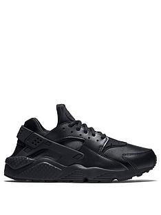 online retailer e9eca 66e0c Nike Air Huarache Run - Black
