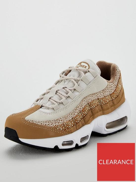 57dc2d547bdc9b Nike Air Max 95 Premium - Beige