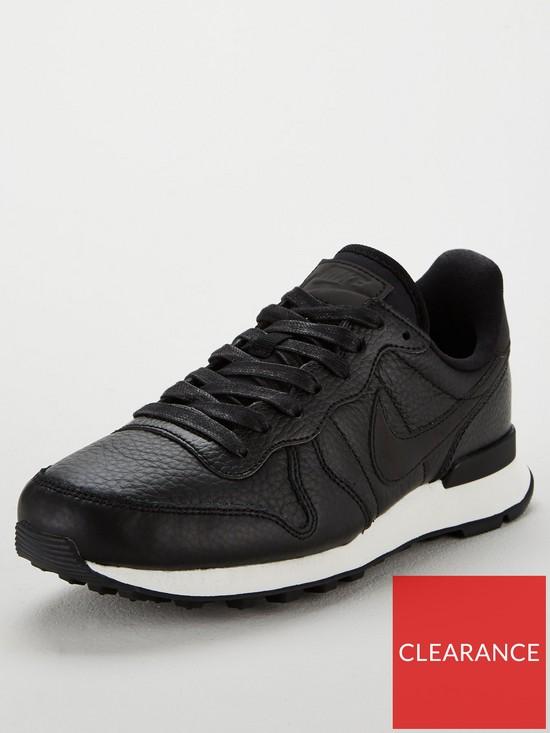 dd03162d2 Nike Internationalist Premium - Black