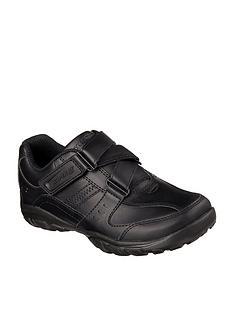 skechers-skechers-grambler-lightweight-casual-strap-shoe