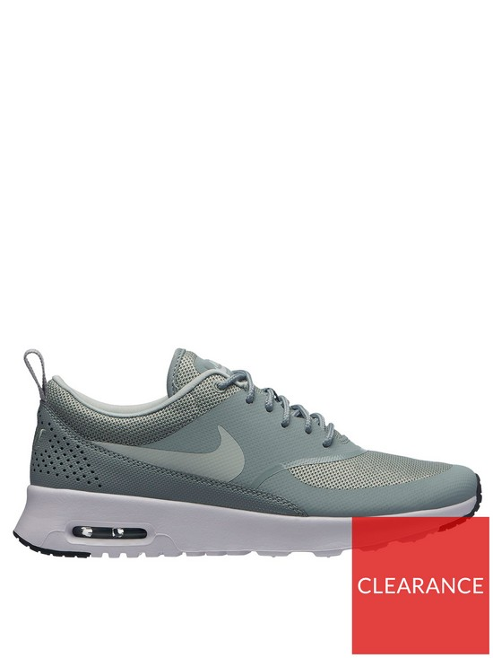 Nike Air Max Thea - Green White  03be8e893f68