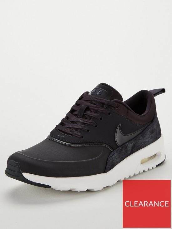 Nike Air Max Thea Premium - Dark Grey  6dab7ffded3