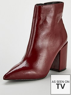 v-by-very-flora-patent-point-ankle-boot-burgundy