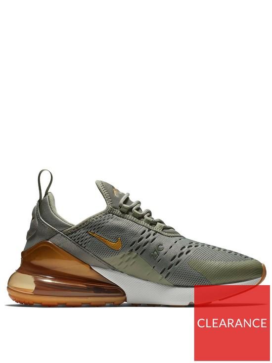 9c6720f68002c1 Nike Air Max 270 - Green Gold