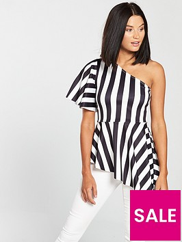 v-by-very-asymmetric-top-monochrome