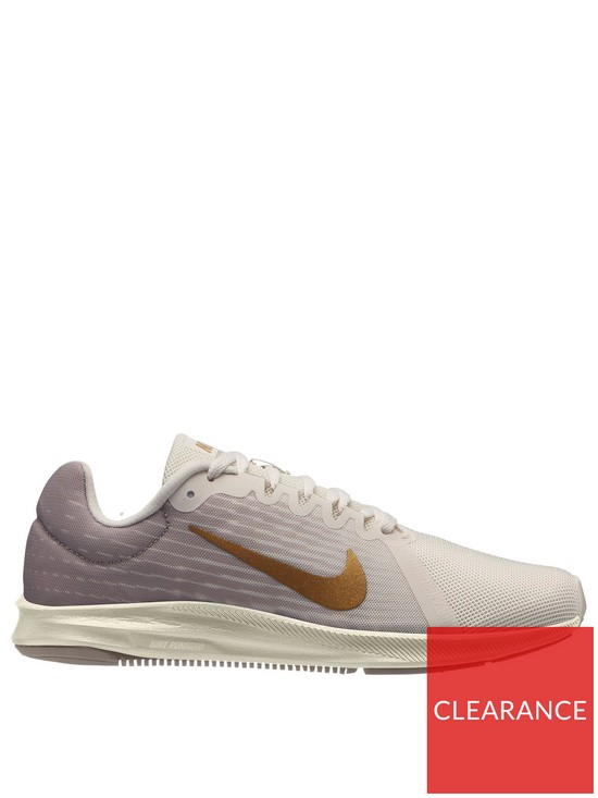 40005a053003 Nike Downshifter 8 - Cream White