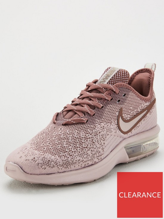 0d8cac7c2c1d Nike Air Max Sequent 4 - Pink