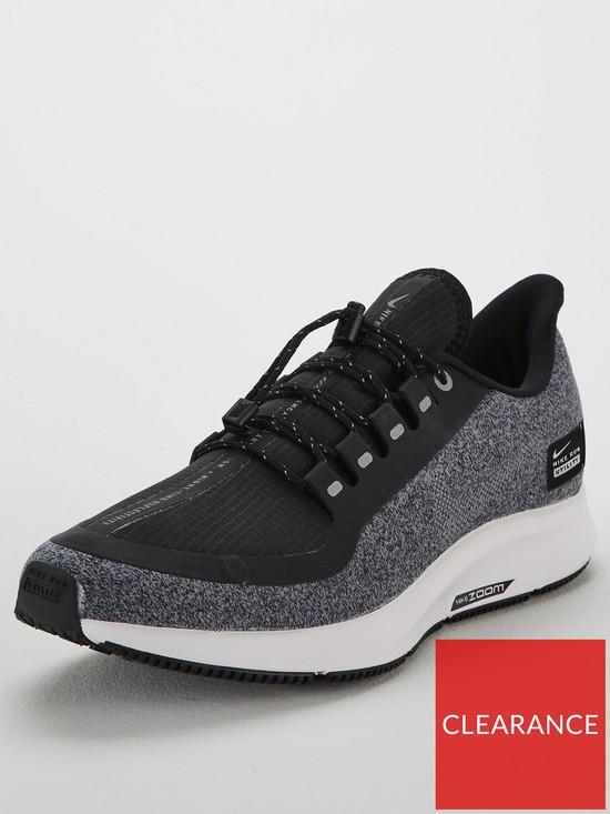 Nike Air Zoom Pegasus 35 Shield - Black Grey  58d0ed85e