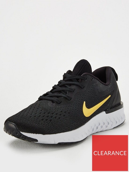 a77a6d296ab2 Nike Odyssey React - Black Gold