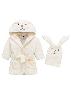 mini-v-by-very-baby-unisex-bunny-robe-amp-mitt-set