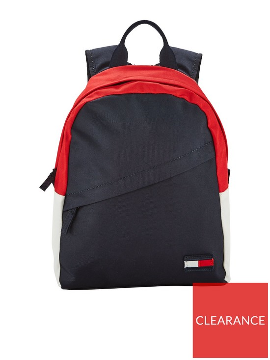 Tommy Hilfiger Varsity Mini Backpack - Navy  62d11f878954a
