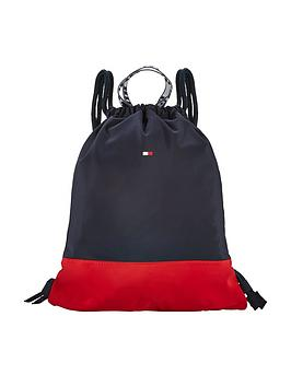 tommy-hilfiger-varsity-drawstring-bag-navy