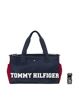 tommy-hilfiger-varsity-duffle-bag