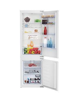 Beko BCSD173 Integrated Fridge Freezer in White