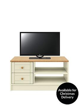 alderleynbspready-assembled-tv-unit--nbspcreamoak-effect-fits-up-to-48-inch-tv