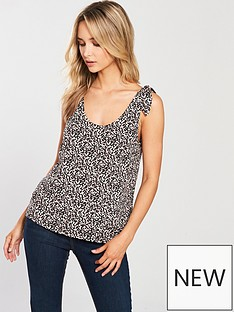 oasis-tie-shoulder-tiered-hem-vest-animal-print